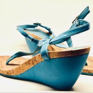 Ralph Lauren wedge sandals